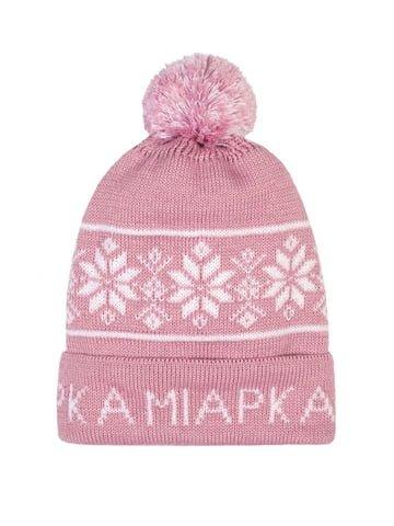 czapka-zimowa-dziecko-arctic-pompon-welna-roz