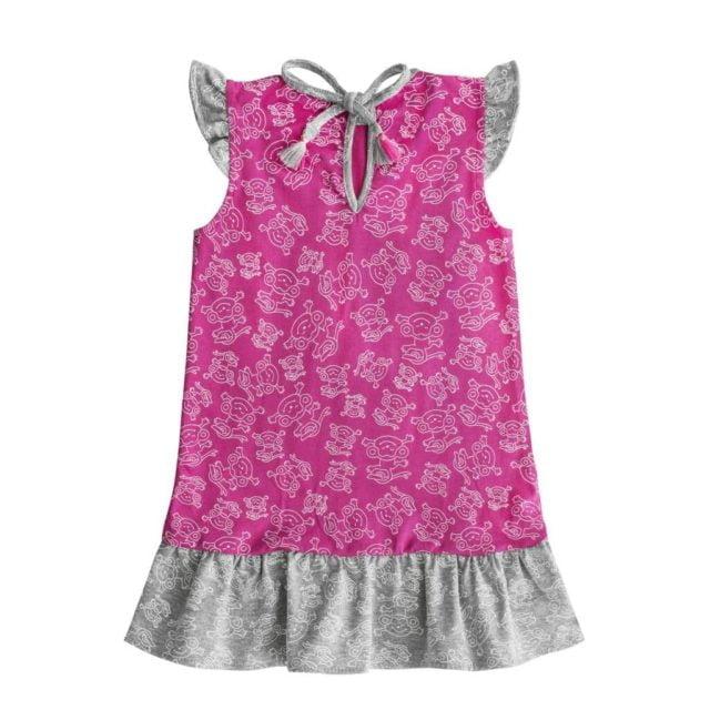 sukienka-dziecko-lato-dziewczynka-bawelna-miapka-szara