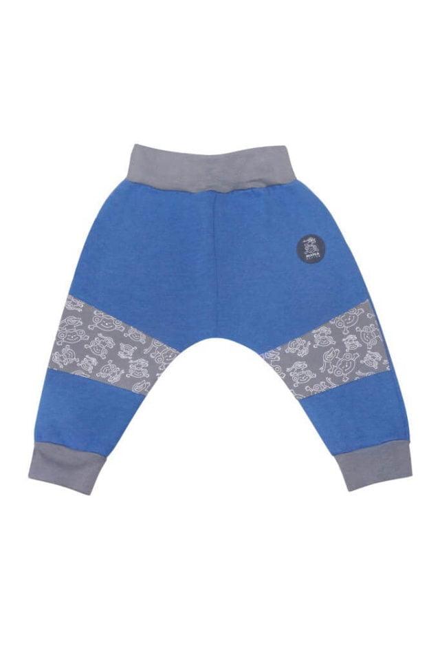 spodnie-cieple-dla-dziecka-bawelna-niebieskie