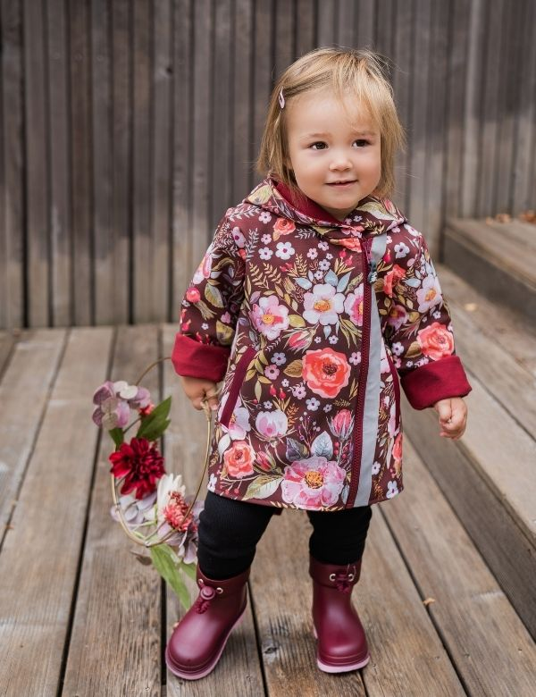 kurtka-softshell-dla-dziecka-kwiaty